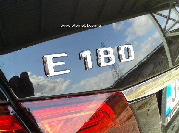Yeni Mercedes-Benz E 180 test-sürüş izlenimi