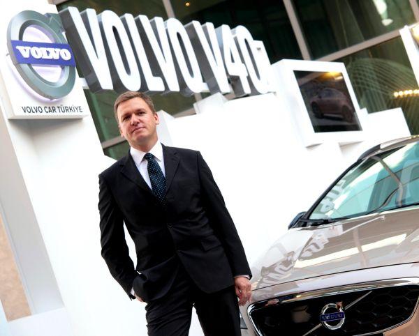 Volvo Car Türkiye'nin yeni Genel Müdürü Greg Maruszewski