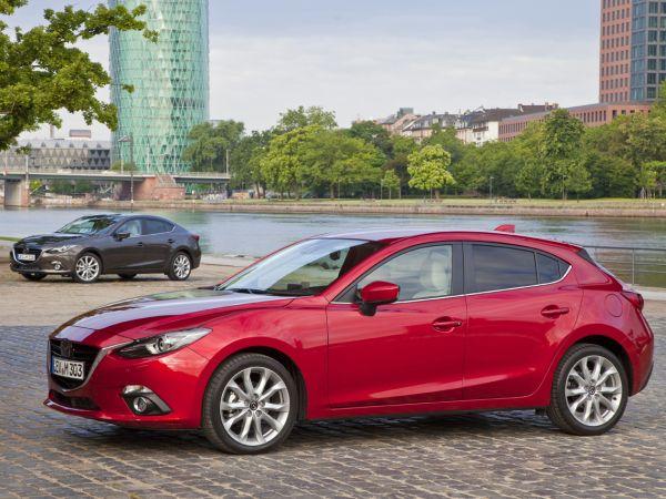 Yeni Mazda3 Hiroşima'dan Frankfurt'a test edilecek