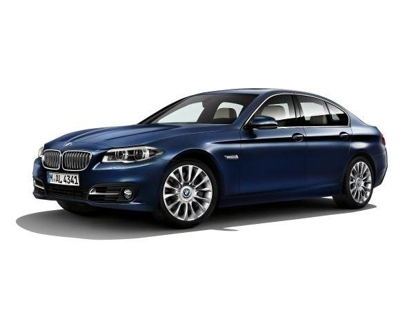 Yeni BMW 520i'ye 1.6 motor