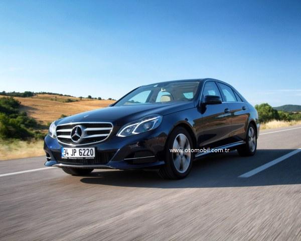 Yeni Mercedes-Benz E 250 CDI 4Matic 2013 video test