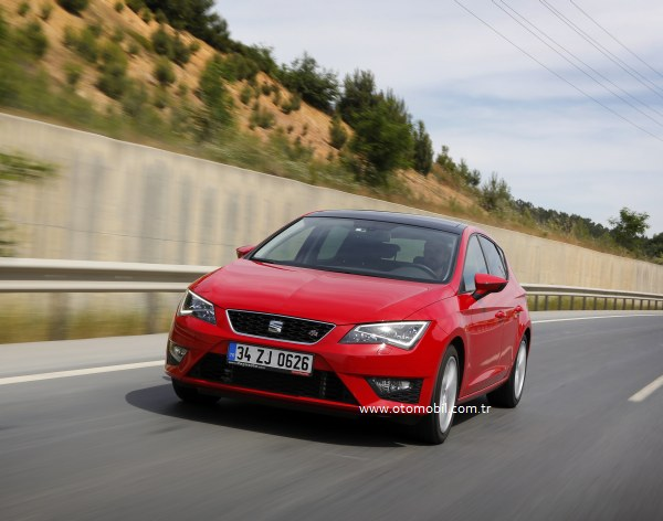 yeni seat leon 1 4 tsi 140 hp fr 2013 video test otomobil. Black Bedroom Furniture Sets. Home Design Ideas