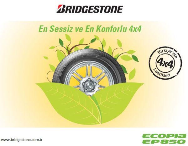 Bridgestone Ecopia EP850 satışa sunuldu
