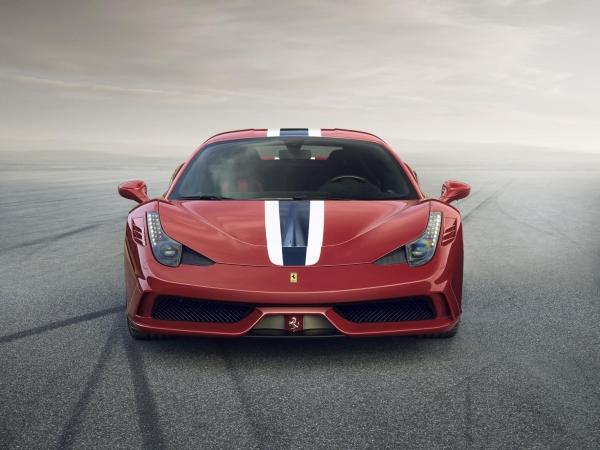 Ferrari 458 Speciale 2014 fotoğraf galerisi ve teknik bilgiler