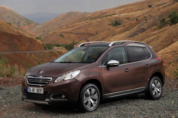 Yeni Peugeot 2008 fiyat listesi