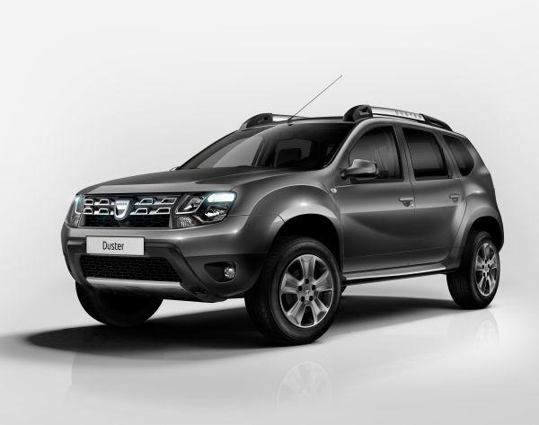 Yeni yüzlü Dacia Duster 2013 Frankfurt Otomobil Fuarı'nda tanıtılacak