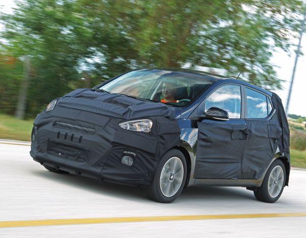 Yeni Hyundai i10 2013 test sürüşü ve fotoğraflar