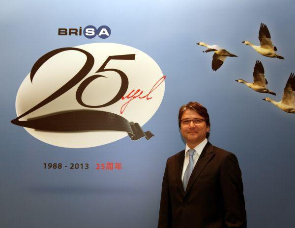 Brisa'dan Türkiye'de ikinci fabrika müjdesi
