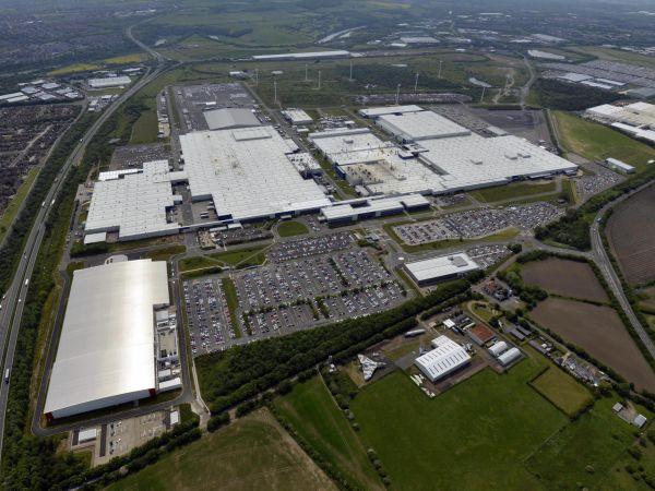 Infiniti Nissan'ın Sunderland fabrikasında Q30 üretecek