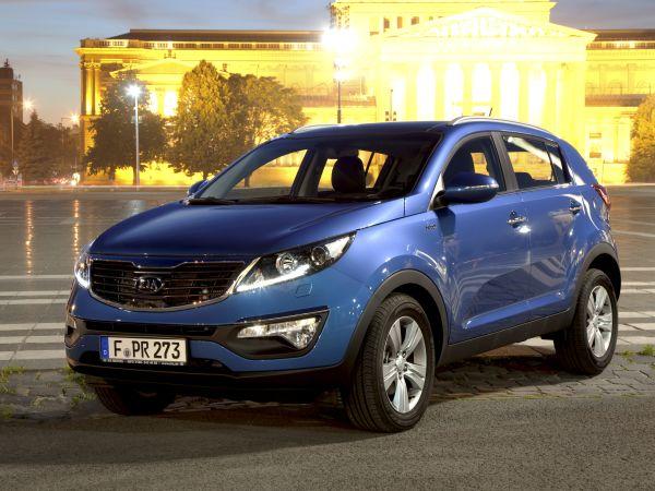 Yeni 2014 Kia Sportage 1.6 Benzinli Otomatik Vites 67.950 TL fiyatla geliyor