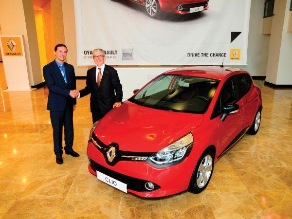 Ales Bratoz Oyak Renault Genel Müdürü oldu