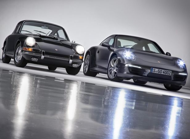 Porsche Frankfurt Otomobil Fuarı 2013 yenilikleri