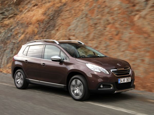 Peugeot 2008 Türkiye basın lansmanı videosu