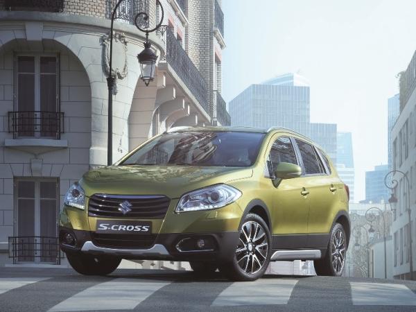 Suzuki SX4 S-Cross 51.600 TL baz fiyatla satışa sunuluyor