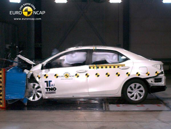 Euro NCAP 5 yeni çarpışma testi sonucu açıkladı