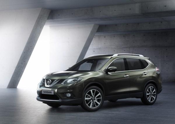 Yeni (2014) Nissan X-Trail videosu