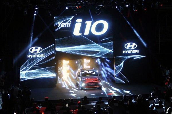 Yeni Hyundai i10 seri üretimi başladı
