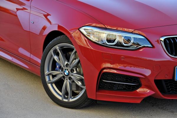 BMW 2 Serisi Coupe 2014 fotoğraf galerisi ve teknik özellikler