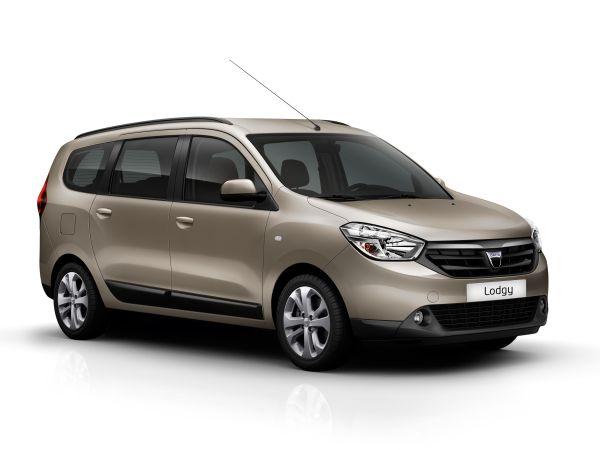 Dacia Lodgy kompakt MPV segment lideri oldu