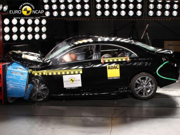 Euro NCAP 4 yeni çarpışma testi sonucunu açıkladı