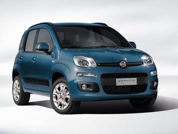 Fiat Panda 0.9 TwinAir CNG modeline Ecobest 2013 ödülü