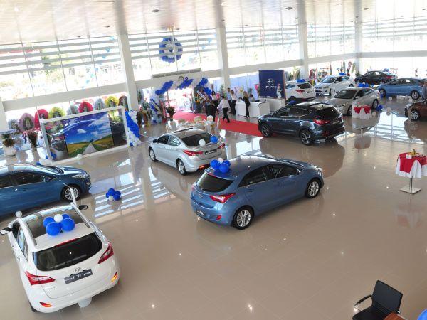 Hyundai Noyaner Plaza Adana'da açıldı