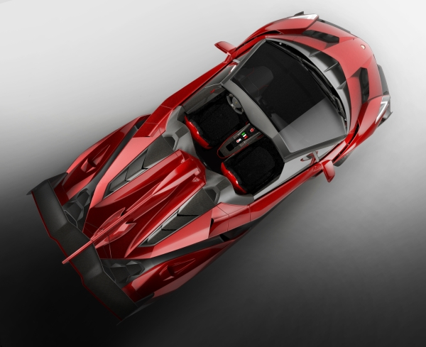 Lamborghini Veneno Roadster teknik bilgiler ve fotoğraf galerisi