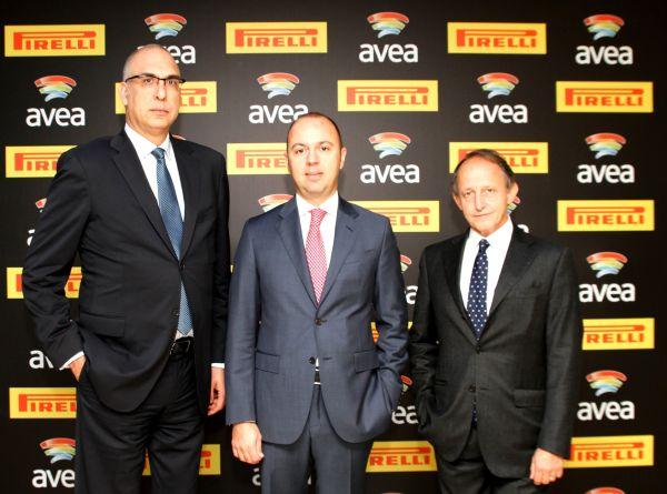 Pirelli ile Avea'dan Yenilikçi Sürüş Teknolojisi CyberFleet