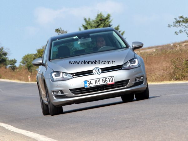 Volkswagen Golf 1.4 TSI ACT 140 HP DSG test sürüşü