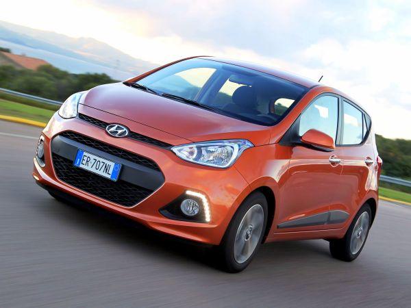 Yeni 2013 Hyundai i10 1.0 D-CVVT 28.490 TL baz fiyatla satışa sunuldu