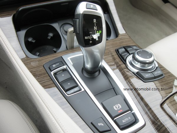 yeni bmw 520i 1.6 litre test sürüşü - otomobil