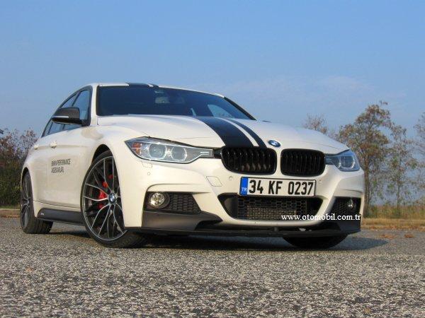 Video test: BMW 320d M Performance
