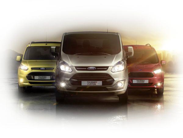 Ford yeni ticari araçlarını Comvex 2013'te sergileyecek