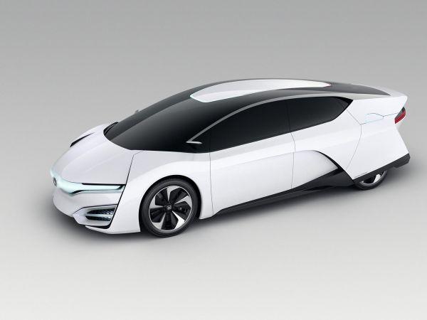 Honda FCEV Concept Los Angeles'ta tanıtıldı