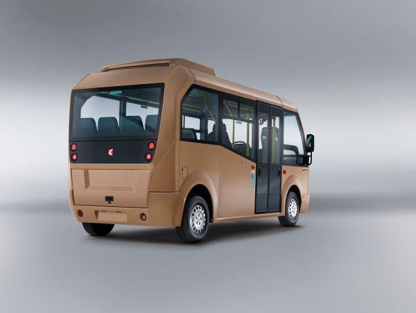 Karsan'dan Comvex İstanbul 2013'te yeni modeller