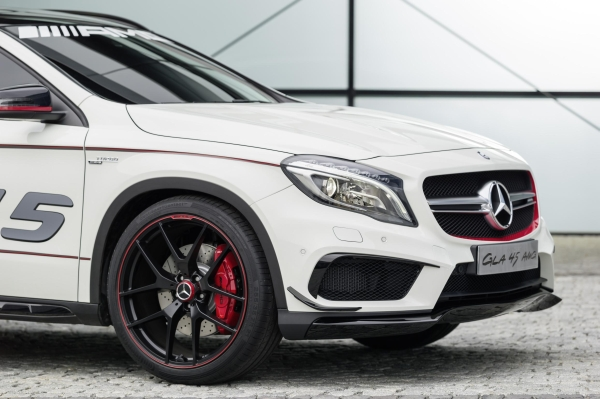 Mercedes-Benz GLA 45 AMG fotoğraf galerisi ve teknik özellikler