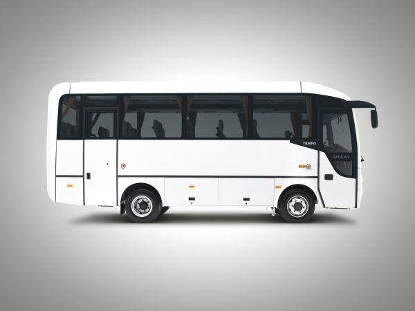 Otokar Atlas ve Tempo Comvex İstanbul 2013'te sergilenecek
