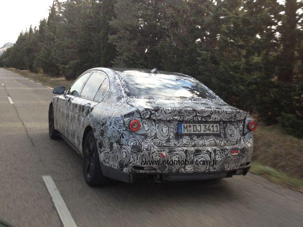 Yeni BMW 7 Serisi 2016 modelini testte yakaladık