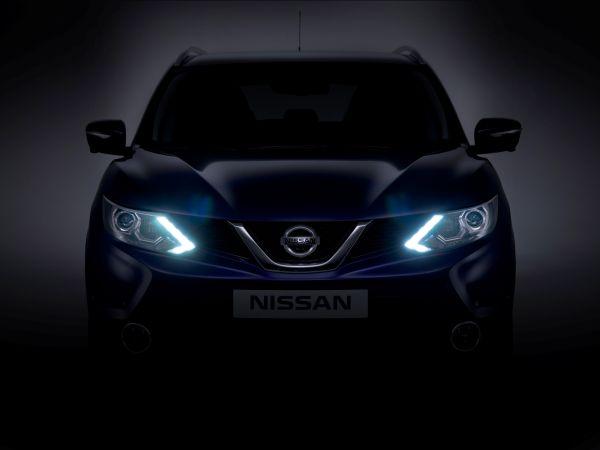 Yeni Nissan Qashqai 2014 yüzünü gösterdi