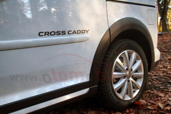Volkswagen Cross Caddy Kombi 1.6 TDI DSG test fotoğrafları