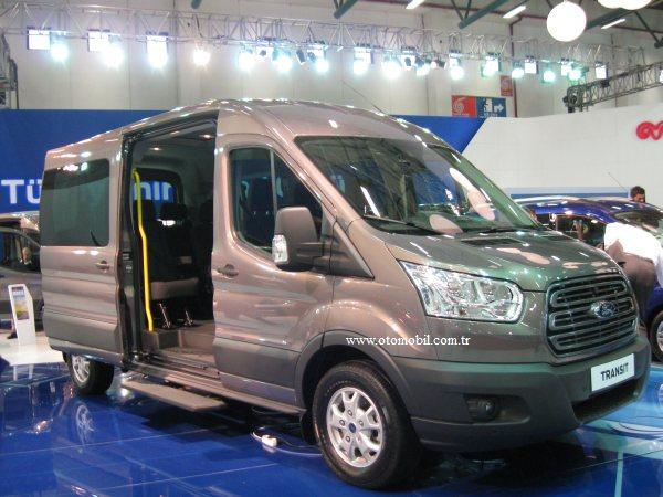 Yeni Ford Transit 2014 sergilendi