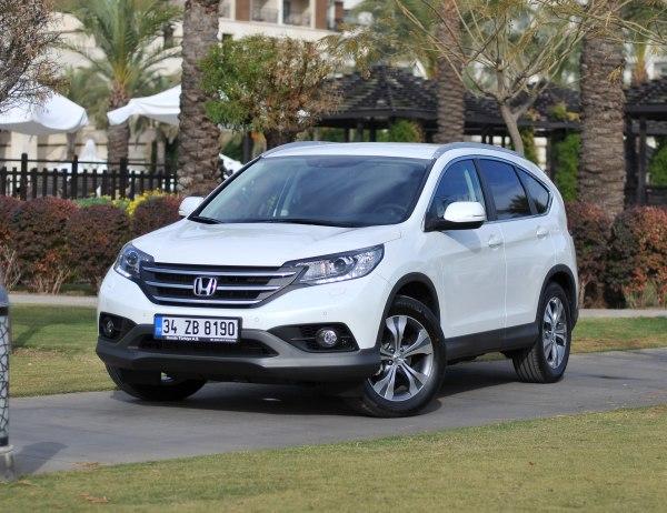 Honda CR-V 1.6 i-DTEC (dizel) test-sürüş izlenimi