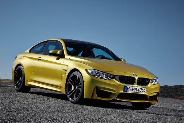 Yeni BMW M3 Sedan ve M4 Coupe