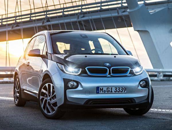 BMW i3 İstanbul Kanyon'da tanıtılıyor