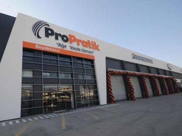 Brisa ilk ProPratik mağazasını İzmir'de açtı