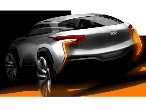 Hyundai Intrado Cenevre Motor Show 2014'te tanıtılacak