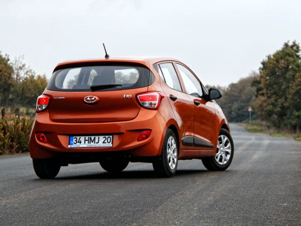 Yeni Hyundai i10 otomatik 31.990 TL baz fiyatla satışta
