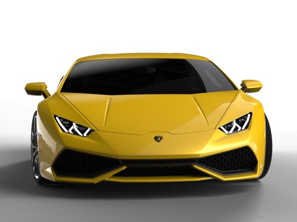 Lamborghini Huracan LP 610-4 Gallardo'nun yerini alacak