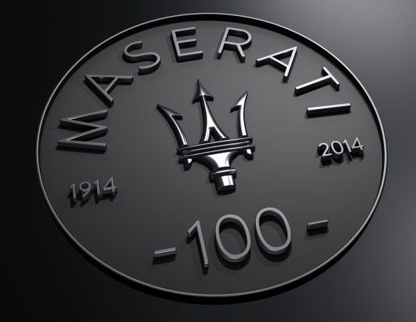 Maserati 100'üncü yaş kutlamaları