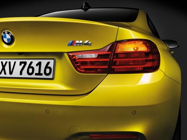 Yeni BMW M3 Sedan ve M4 Coupe fotoğraf galerisi